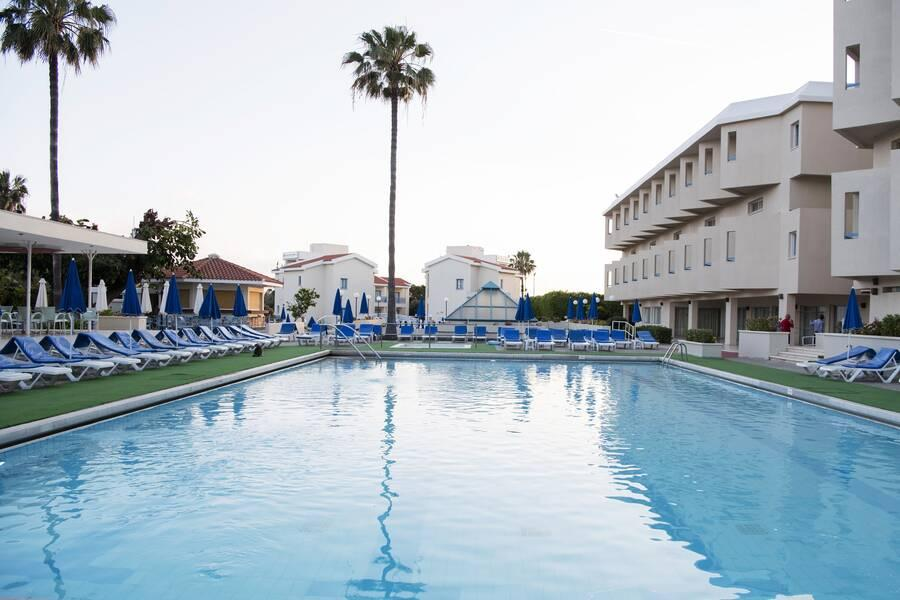 Holidays at Kissos Hotel in Paphos, Cyprus