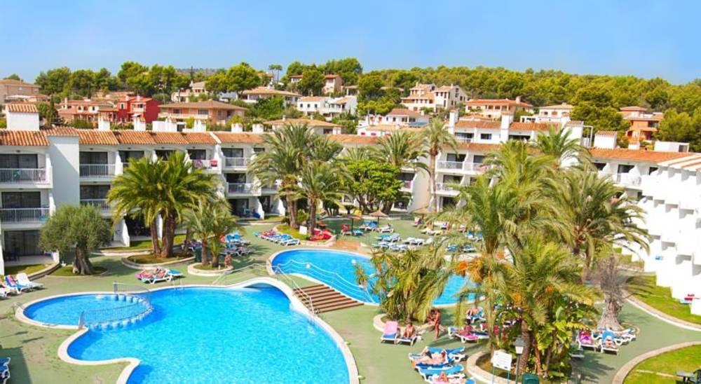 Holidays at Playas Cas Saboners Apartments in Palma Nova, Majorca