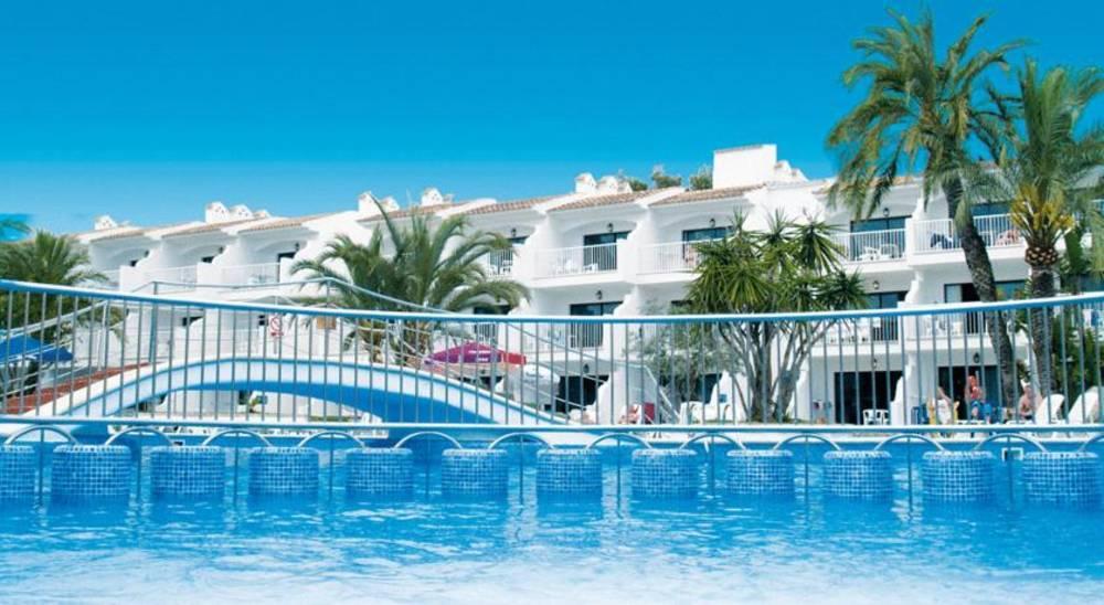 Playas Cas Saboners Apartments, Palma Nova, Majorca, Spain ...
