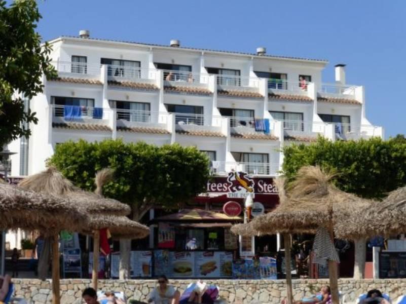 Holidays at Balear Beach Apartments in Palma Nova, Majorca