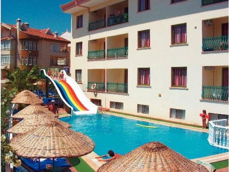 Holidays at Seda Apartments in Marmaris, Dalaman Region