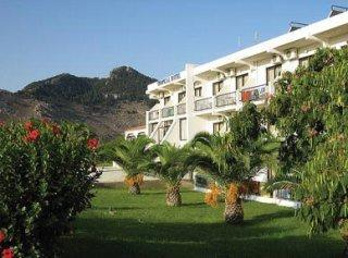 Holidays at Euroxenia Tropical Hotel in Kolymbia, Rhodes