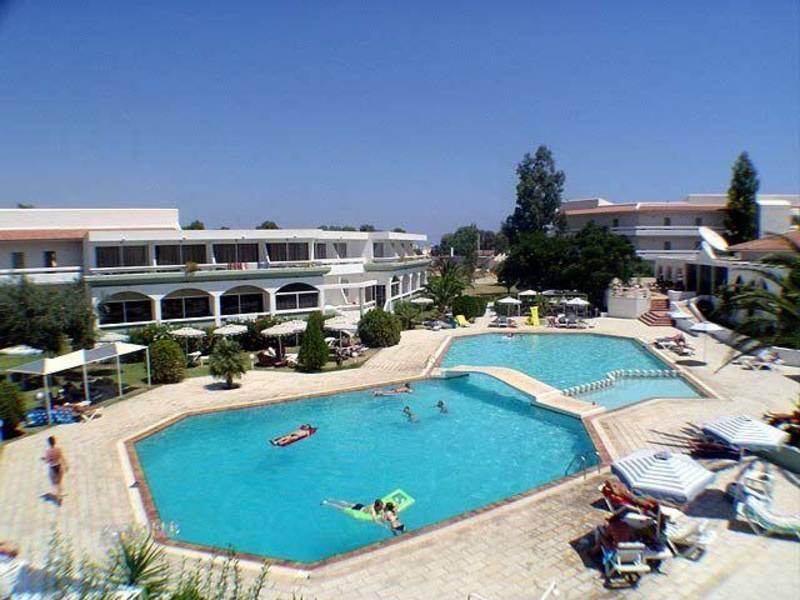 Holidays at Niriides Beach Hotel in Kolymbia, Rhodes