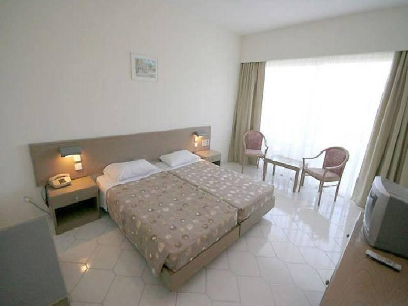 Hotel Niriides Beach Rhodos