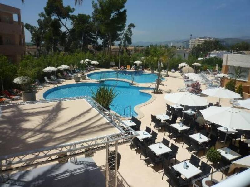 Holidays at JS Alcudi Mar in Playa de Muro, Majorca