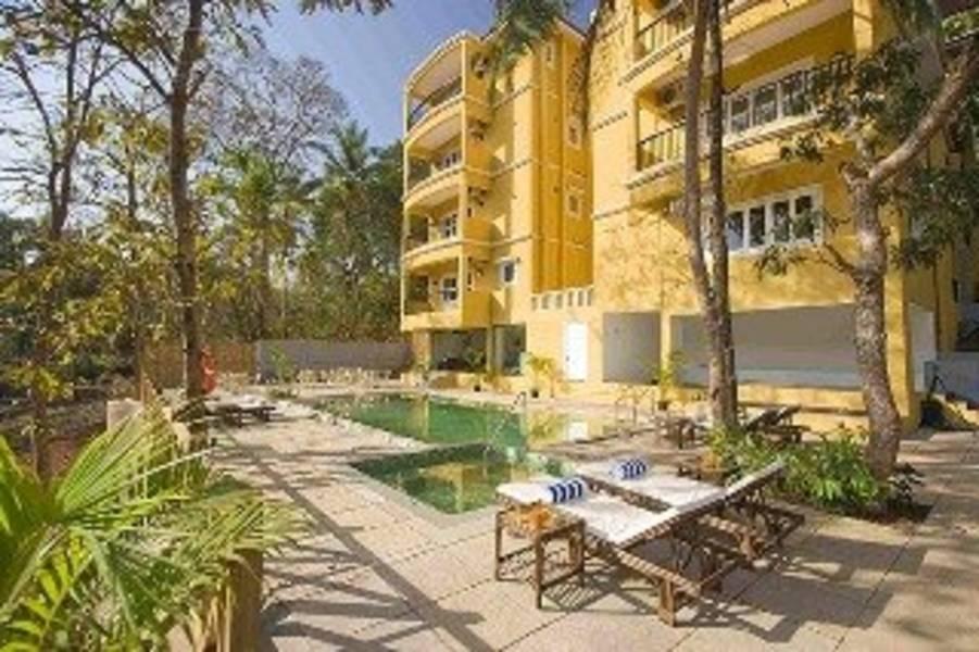Holidays at Surya Sangolda Aparthotel in Goa, India