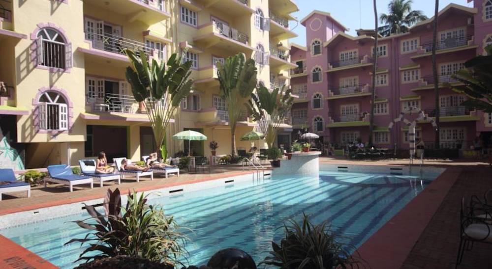 Holidays at Sodders Renton Manor Hotel in Arpora, India