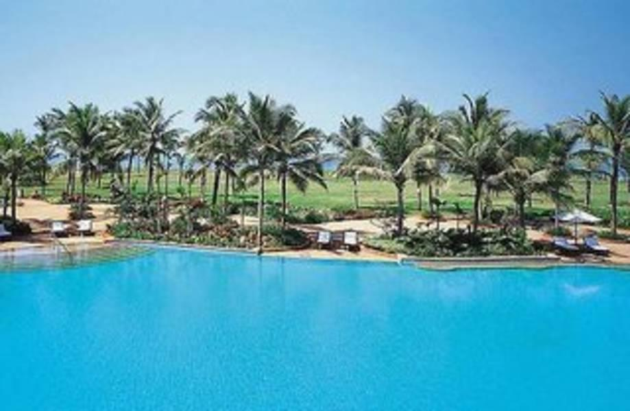 Holidays at Taj Exotica Goa Hotel in Benaulim Beach, India