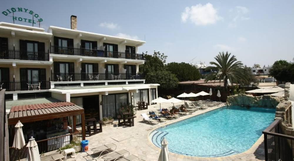 Holidays at Dionysos Central Hotel in Paphos, Cyprus