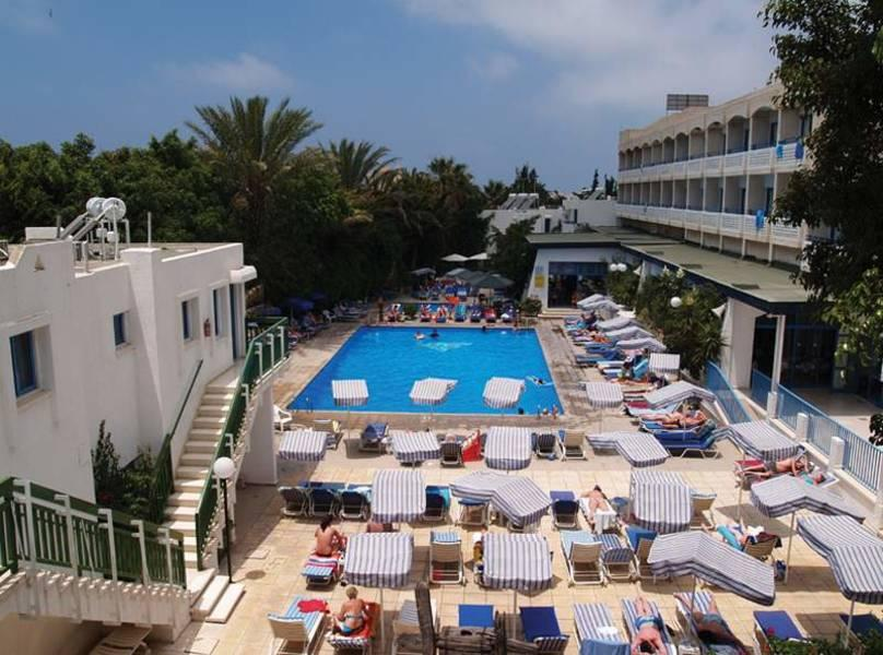 Holidays at Paphiessa Hotel & Apartments in Paphos, Cyprus