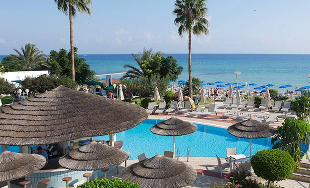 Holidays at Sunrise Beach Hotel in Protaras, Cyprus