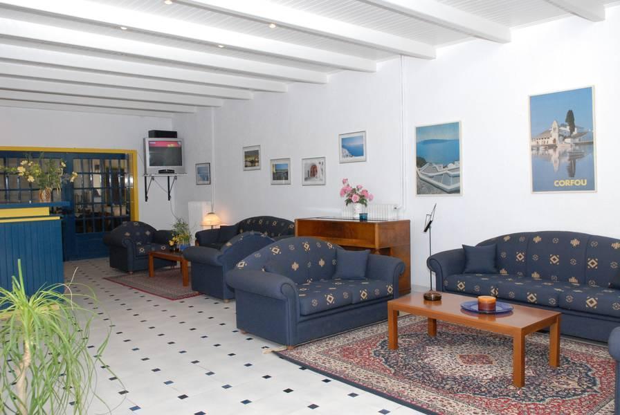 Holidays at Feakion Hotel in Gouvia, Corfu