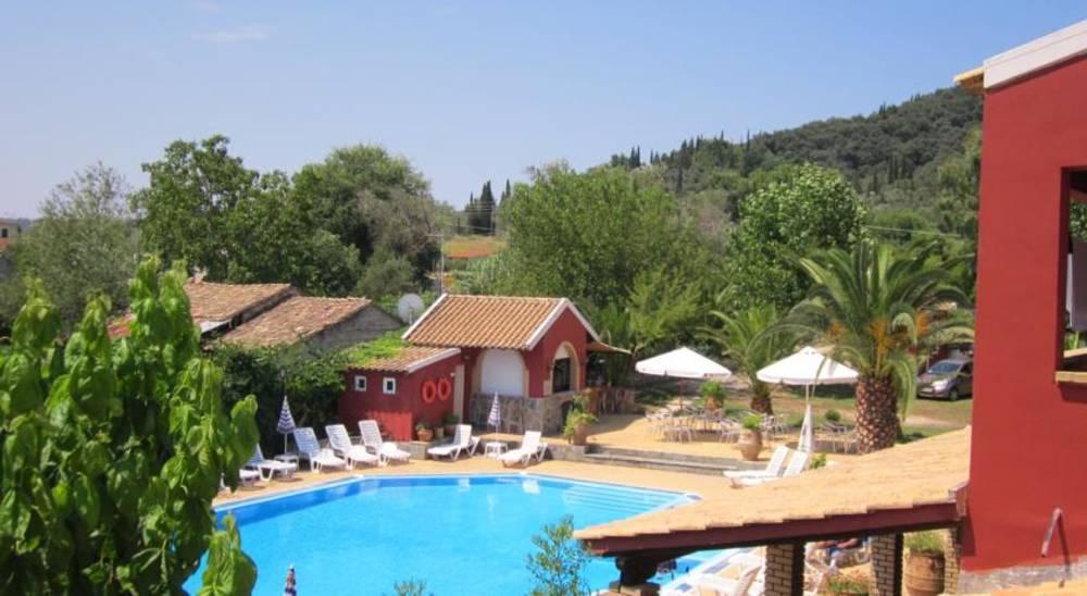 Holidays at Blue Dream Apartments in Sidari, Corfu