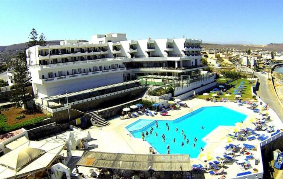 Holidays at Themis Beach Hotel in Kokini Hani, Crete