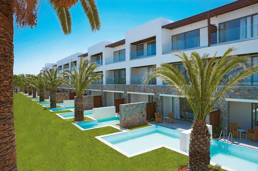 Amirandes grecotel exclusive resort gouves crete greece for Design hotel crete
