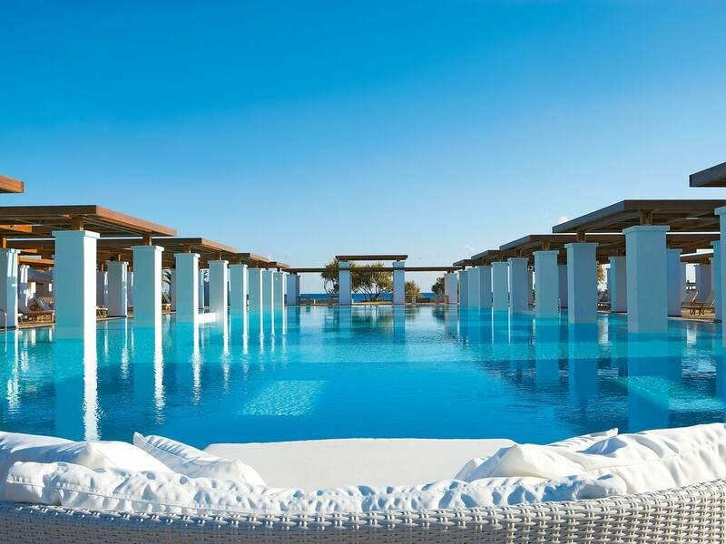 Holidays at Amirandes Grecotel Exclusive Resort in Gouves, Crete