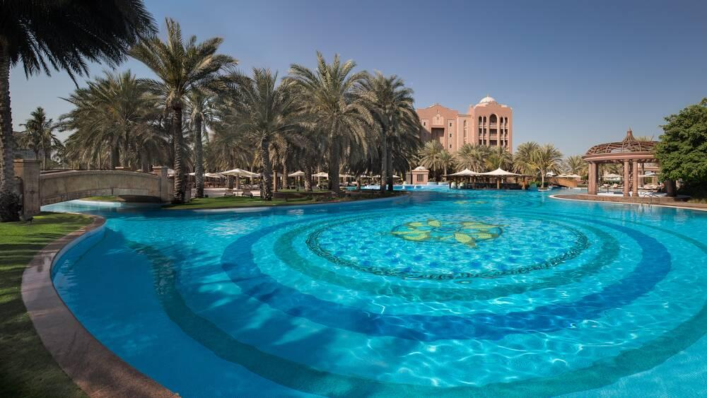 Holidays at Emirates Palace Hotel in Abu Dhabi, United Arab Emirates