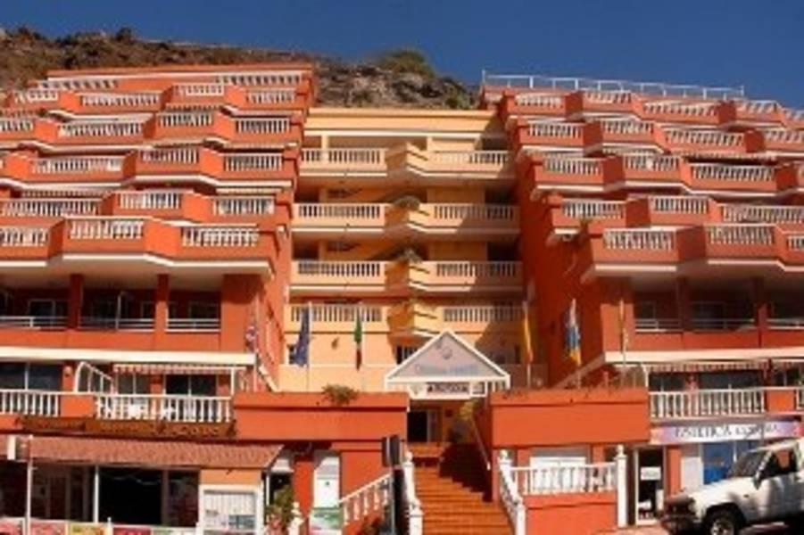 Holidays at Colonial Parque Hotel in Los Gigantes, Tenerife
