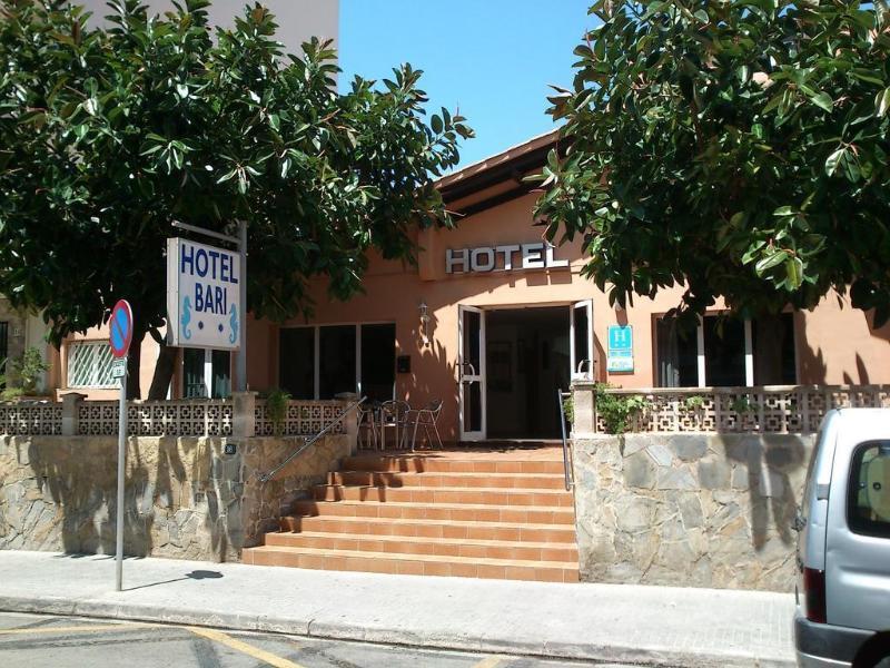 Holidays at Bari Hotel in Ca'n Pastilla, Majorca