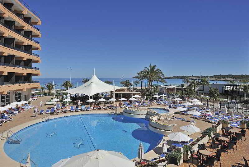 Holidays at Allsun Sumba Hotel in Cala Millor, Majorca
