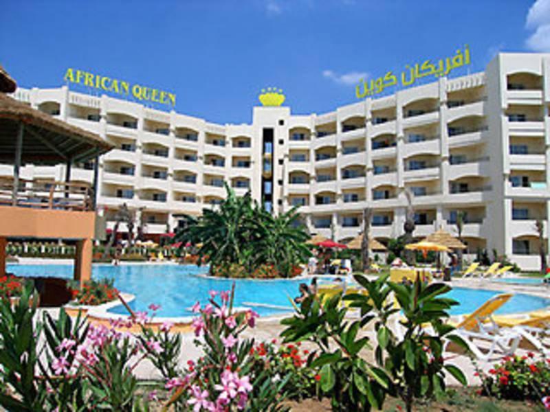 Holidays at African Queen Hammamet Hotel in Hammamet, Tunisia