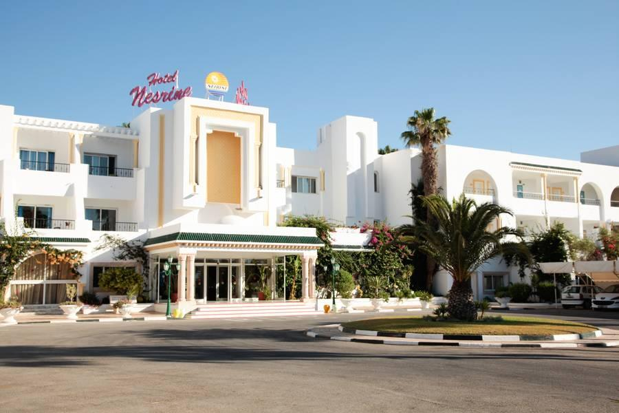 Holidays at Nesrine Hotel in Hammamet, Tunisia