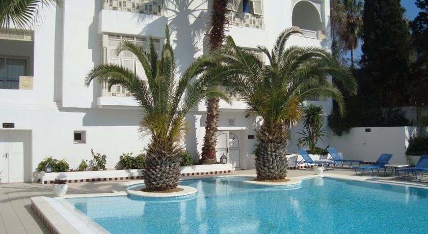 Holidays at Dar Hayet Hotel in Hammamet, Tunisia