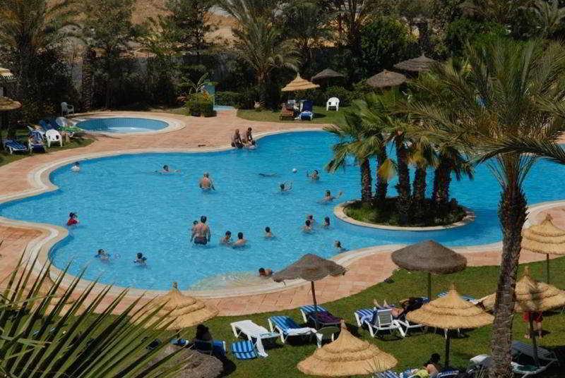 Holidays at Marina Palace Hotel in Hammamet Yasmine, Tunisia