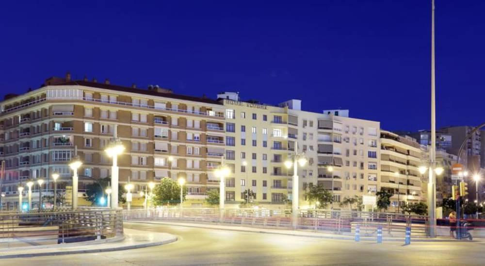 Holidays at Eurostars Astoria Hotel in Malaga, Costa del Sol