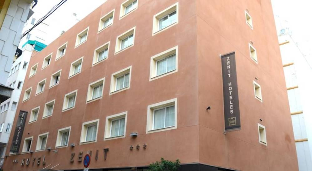 Holidays at Zenit Malaga Hotel in Malaga, Costa del Sol