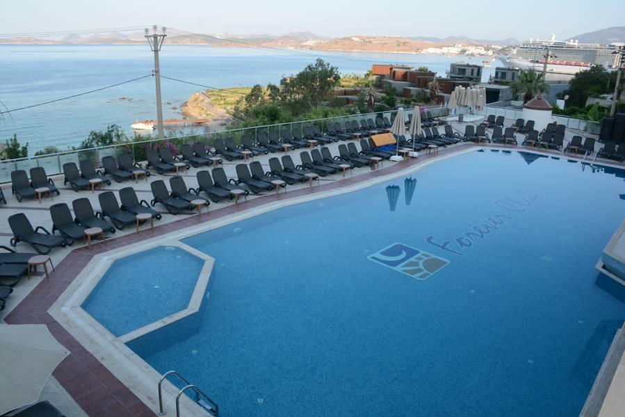 Forever Club Hotel Bodrum Bodrum Region Turkey Book