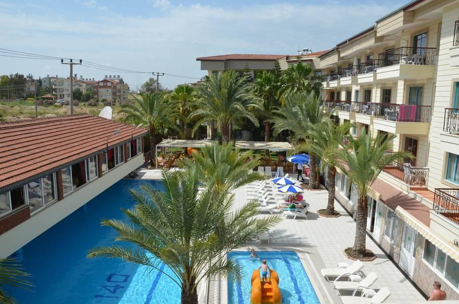 Holidays at Cinar Family Suite Hotel in Side, Antalya Region