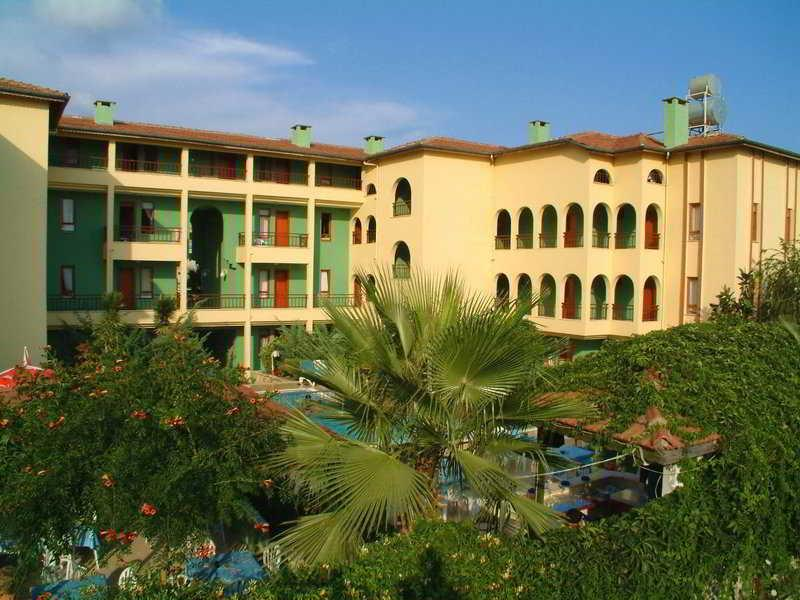 Holidays at Erika Aparthotel in Side, Antalya Region