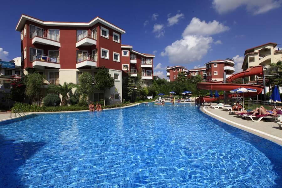 Holidays at Hanay Suites Hotel in Side, Antalya Region