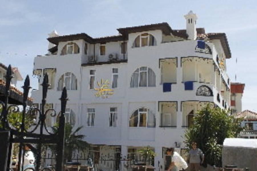 Holidays at Side Nossa Hotel in Side, Antalya Region