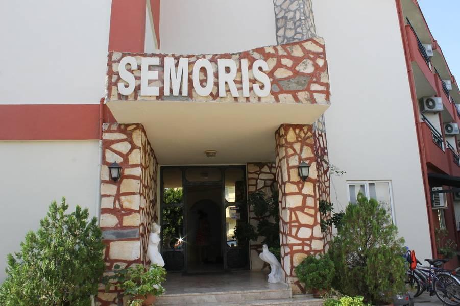 Holidays at Semoris Hotel in Side, Antalya Region