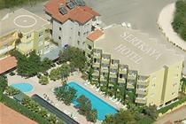 Holidays at Sertkaya Hotel in Side, Antalya Region