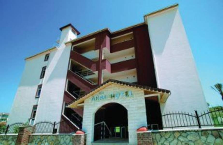 Holidays at Side Aral Hotel in Side, Antalya Region
