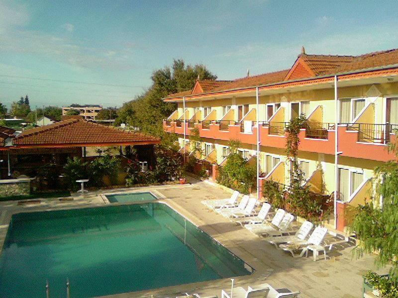Holidays at Sunberk Hotel in Side, Antalya Region