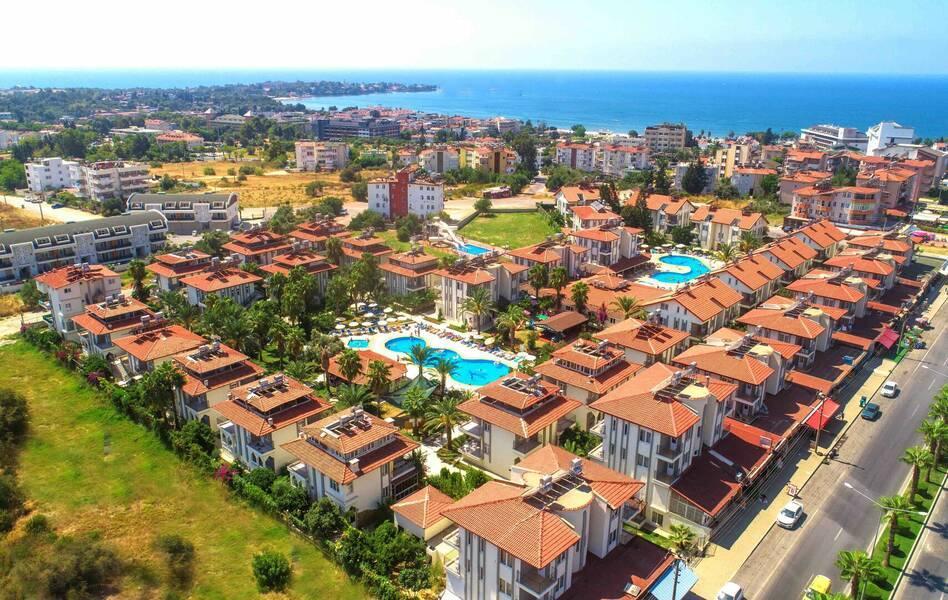Holidays at Sunlight Garden Hotel in Side, Antalya Region
