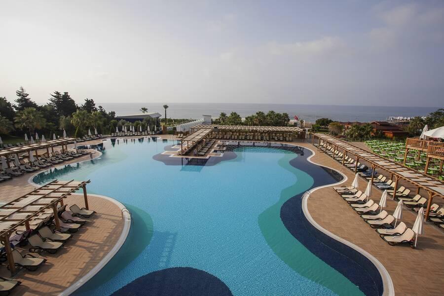 Arcanus Side Resort in Side Voordelige vakantie Arcanus