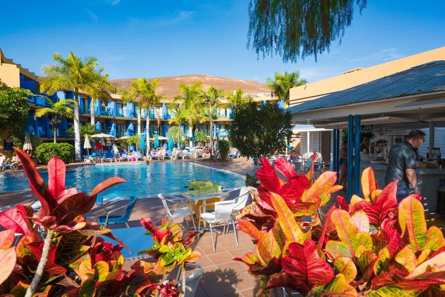 Holidays at Blue Sea Jandia Luz in Jandia, Fuerteventura