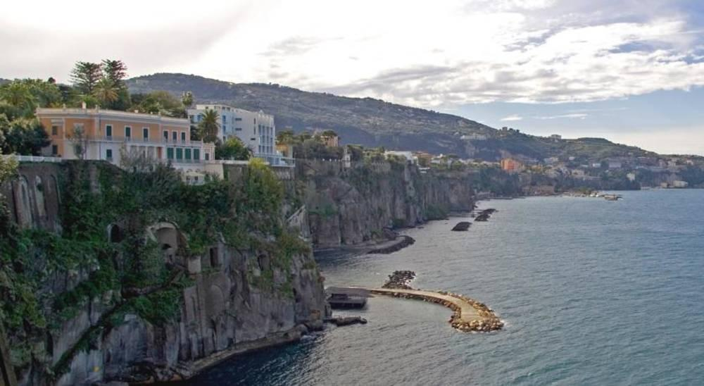 Holidays at Parco Dei Principi Hotel in Sorrento, Neapolitan Riviera
