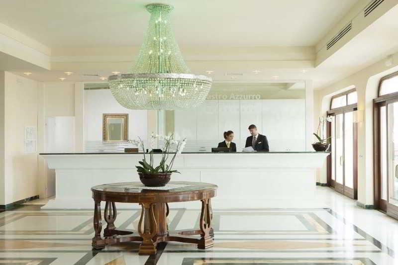 Nastro Azzurro & Occhio Marino Resort Hotel