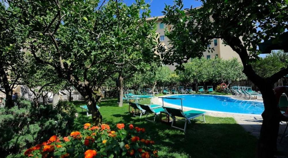 Holidays at Antiche Mura Hotel in Sorrento, Neapolitan Riviera