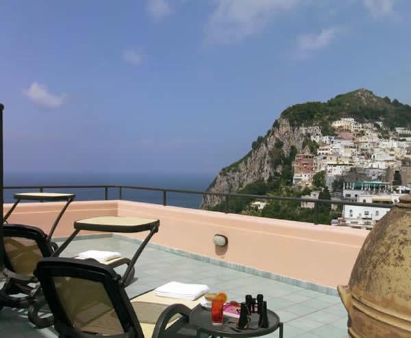 Holidays at Capri Hotel in Capri, Neapolitan Riviera