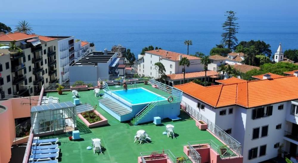Holidays at Imperatriz Aparthotel in Funchal, Madeira