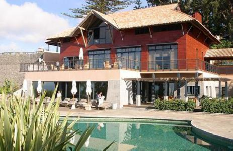 Holidays at Choupana Hills Resort And Spa Hotel in Funchal, Madeira