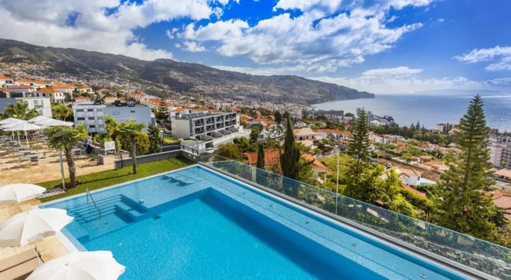 Holidays at Madeira Panoramico Hotel in Funchal, Madeira