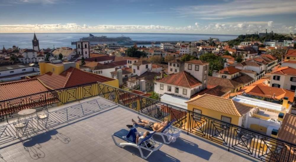 Holidays at Orquidea Hotel in Funchal, Madeira
